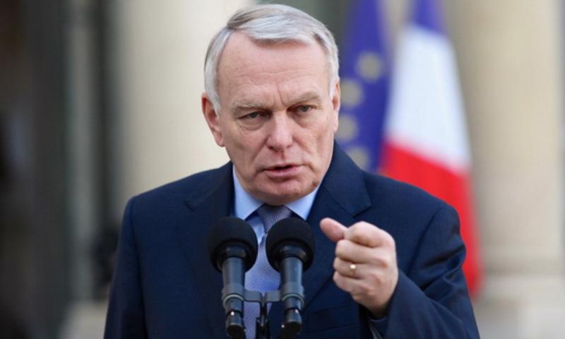 وزير الخارجية الفرنسي، جان مارك ايرولت (انترنت)