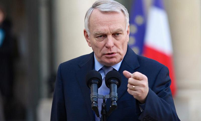 وزير الخارجية الفرنسي جون مارك ايرولت_(انترنت)