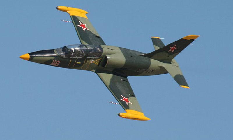 أرشيفية- طائرة L-39 (الباتروس) (وكالات)
