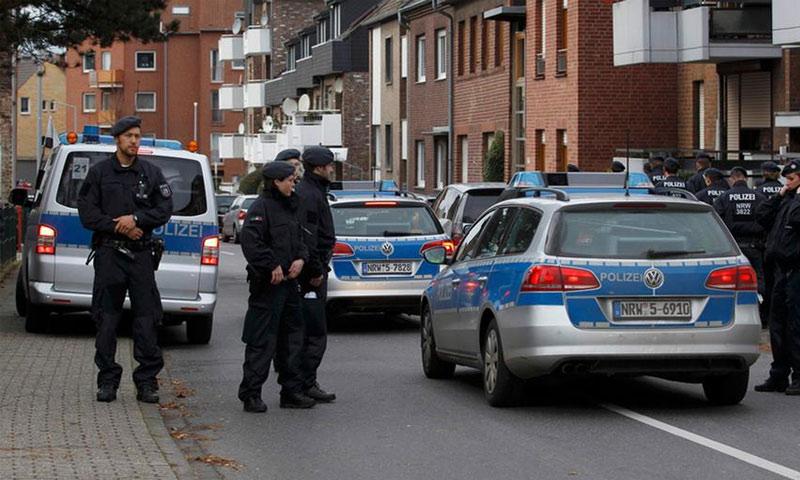 الشرطة الألمانية - (انترنت)