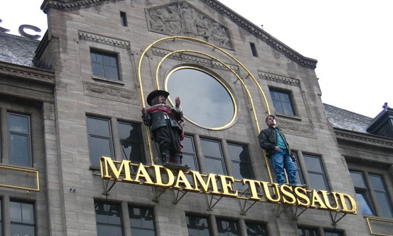 """متحف """"مدام توسو"""" في لندن - (انترنت)"""