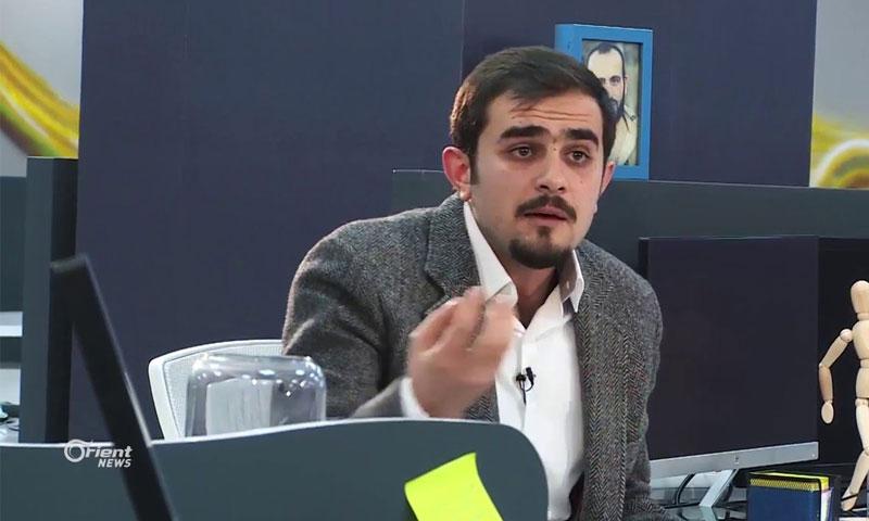 ساشا العلو - باحث سياسي