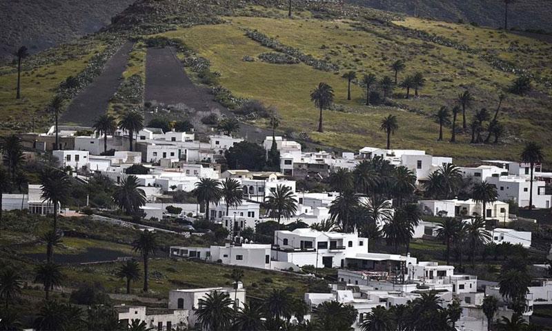 """قرية """"سيريثالز ديل كونداو"""" الإسبانية - (انترنت)"""