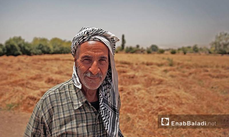 مزارع في الغوطة الشرقية لدمشق (عنب بلدي)