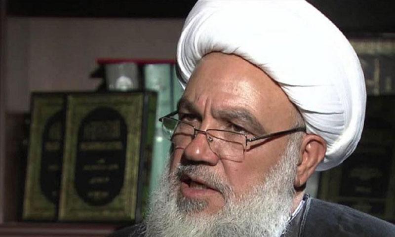 """الشيخ صبحي الطفيلي- مؤسس """"حزب الله"""" اللبناني (إنترنت)"""