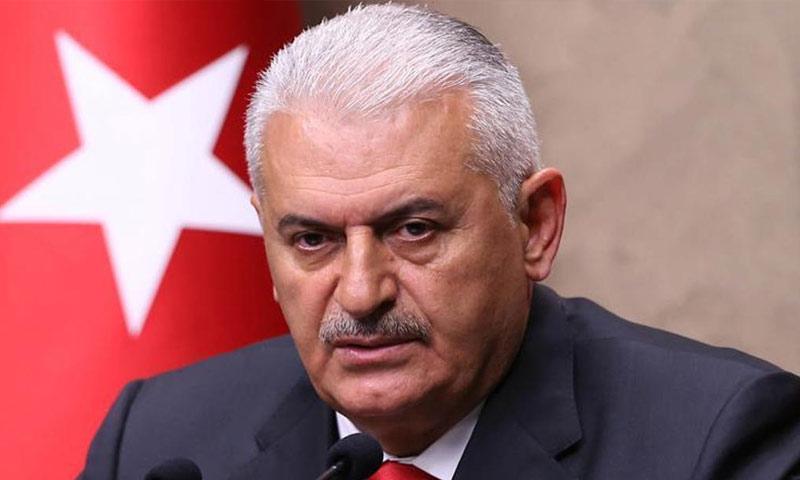 رئيس الوزراء التركي، بن علي يلدريم (انترنت)