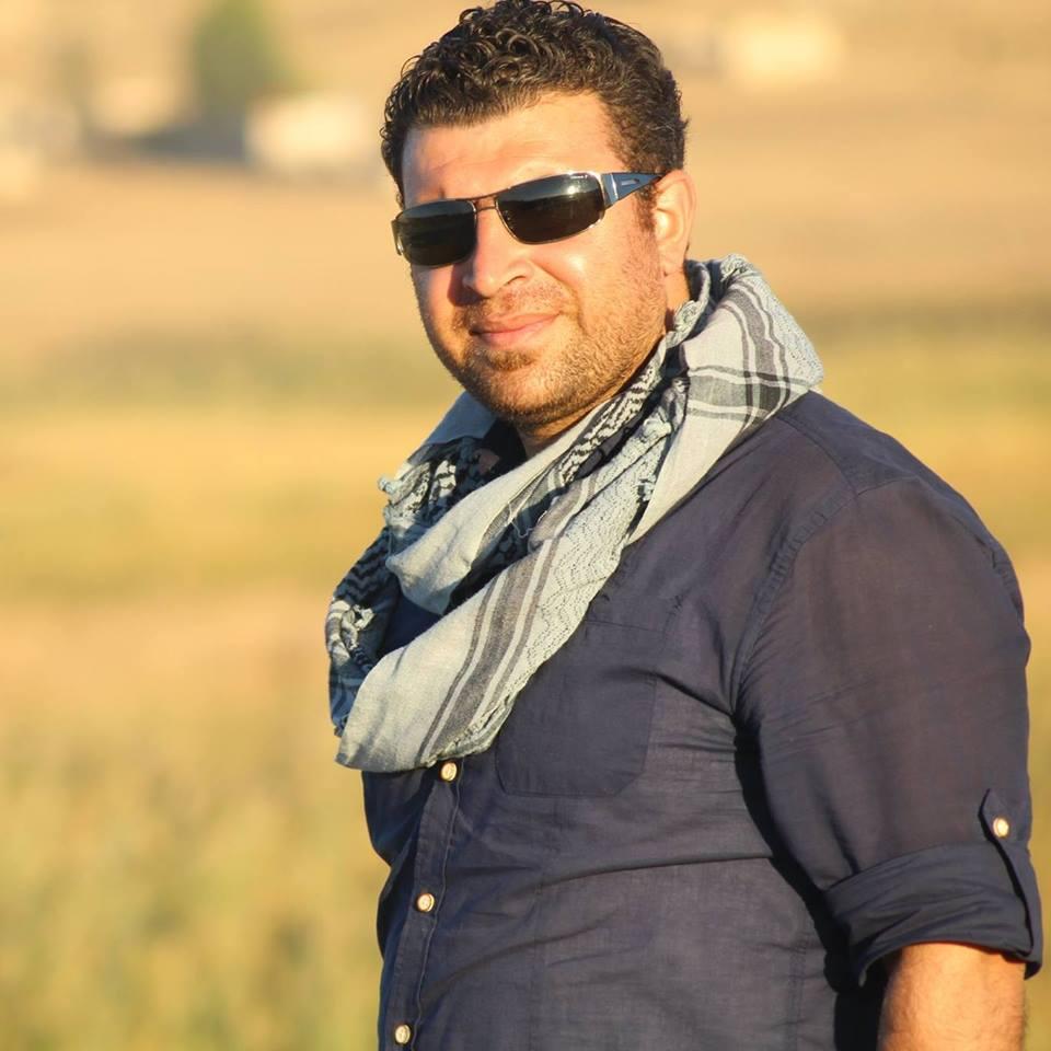 سرداد الملا درويش - صحفي كردي سوري
