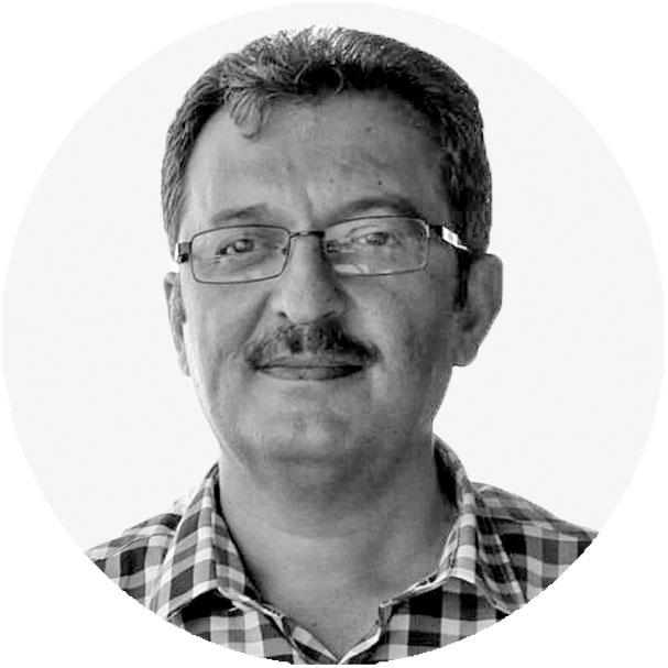 إبراهيم الحسين - أمين سر مجلس القضاء الأعلى