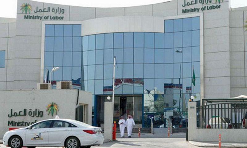 تعبيرية: وزارة العمل السعودية (إنترنت)