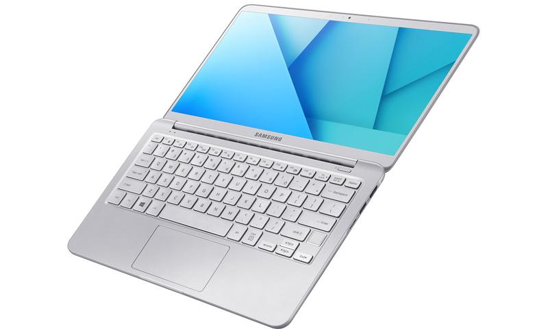 """الحاسب الجديد من """"سامسونج"""" - 19 كانون الأول 2016 (موقع الشركة على الإنترنت)"""