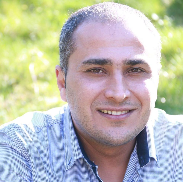 شيار خليل - صحفي كردي سوري