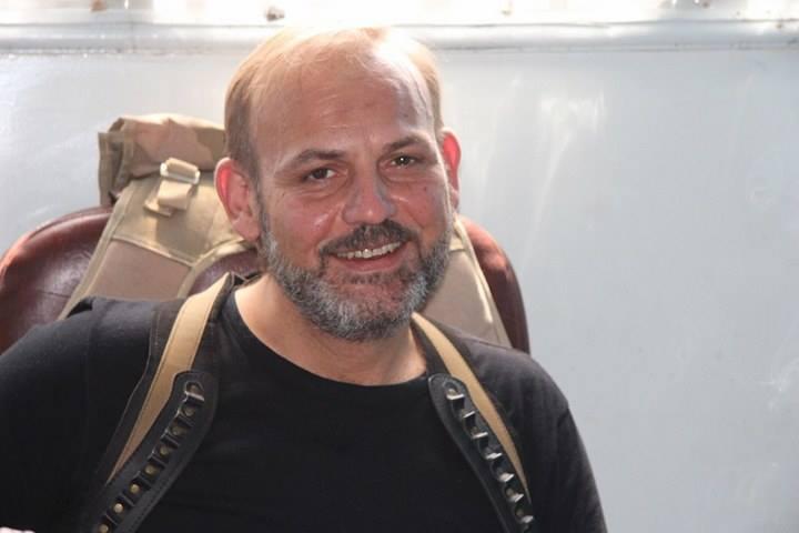العميد أديب الشلاف، قائد الشرطة الحرة في حلب