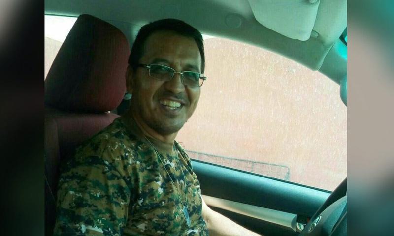 القائد العسكري الإيراني أحمد جلالي نسب_(وسائل إعلام إيرانية)