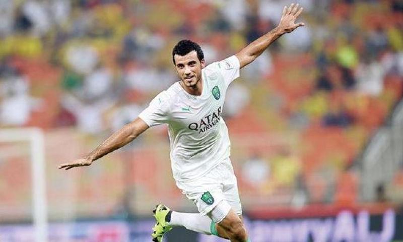 اللاعب السوري عمر السومة - (انترنت)
