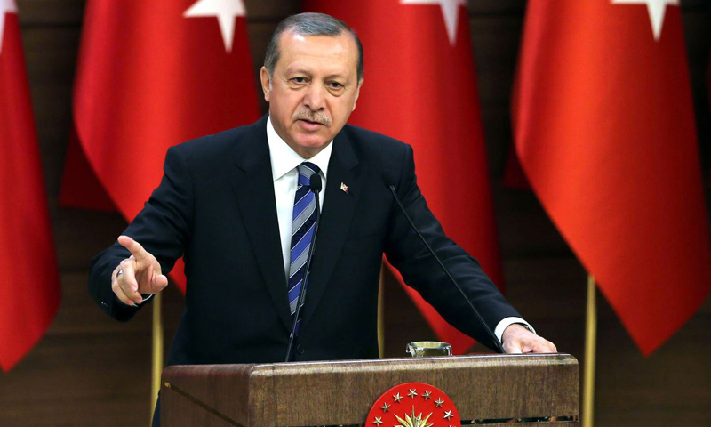 أرشيفية- الرئيس التركي رجب طيب أردوغان