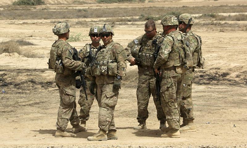 جنود أمريكيون في سوريا (إنترنت)