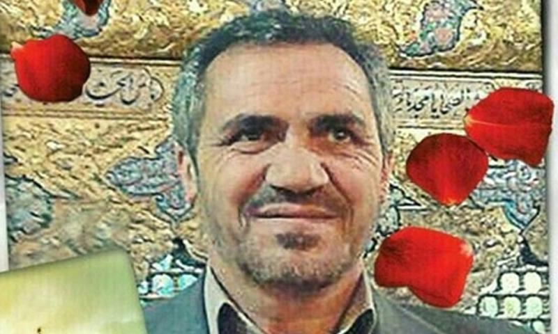 العميد الإيراني غلام علي قلي زادة