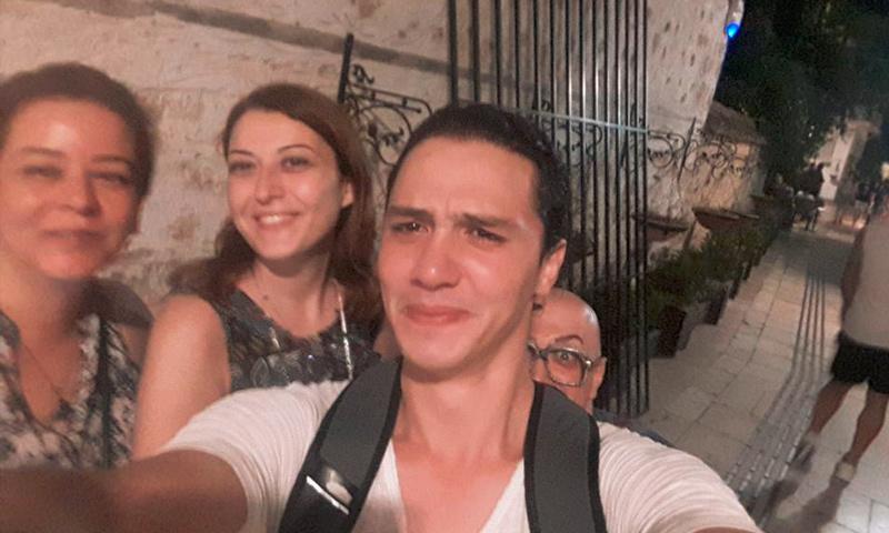 السوري محمد الحوت (فيس بوك)