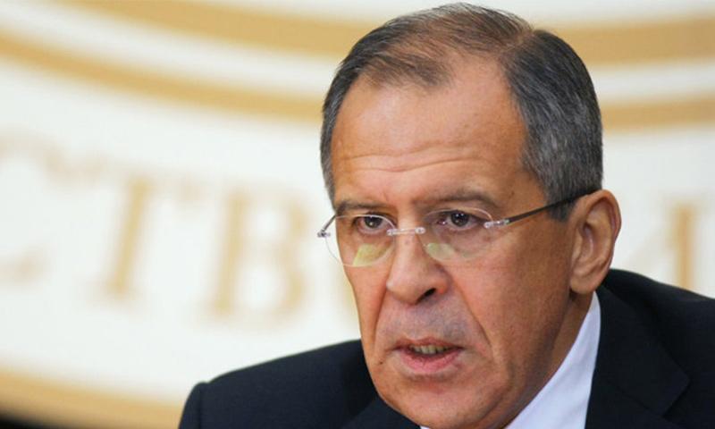 وزير الخارجية الروسي سيرغي لافروف (انترنت)