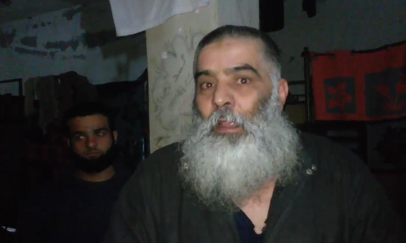 """سجناء داخل سجن إدلب المركزي يناشدون ضد هجوم """"فتح الشام"""" - 25 كانون الثاني 2017 (إدارة سجن إدلب)"""