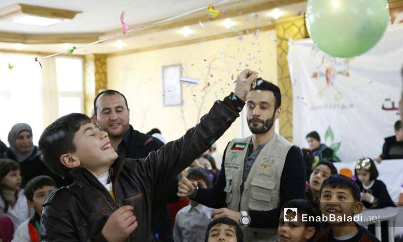 حملة روح الأمل للسوريين في أنطاكية التركية - الثلاثاء 27 كانون الأول (عنب بلدي)