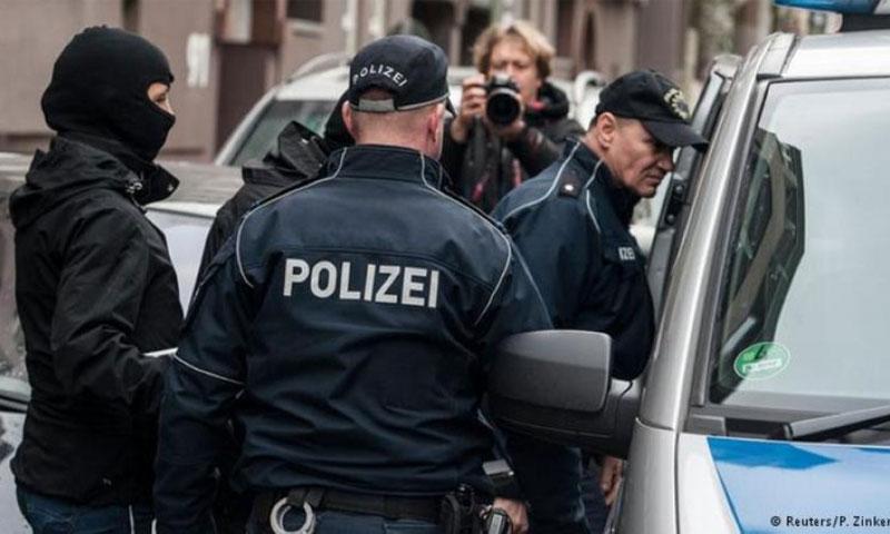 الشرطة الاتحادية الألمانية - (انترنت)