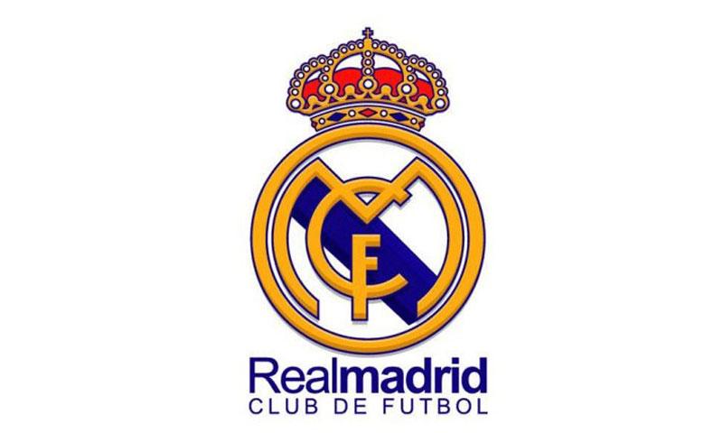 شعار نادي ريال مدريد الإسباني - (انترنت)