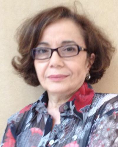 غالية قباني - صحفية سورية