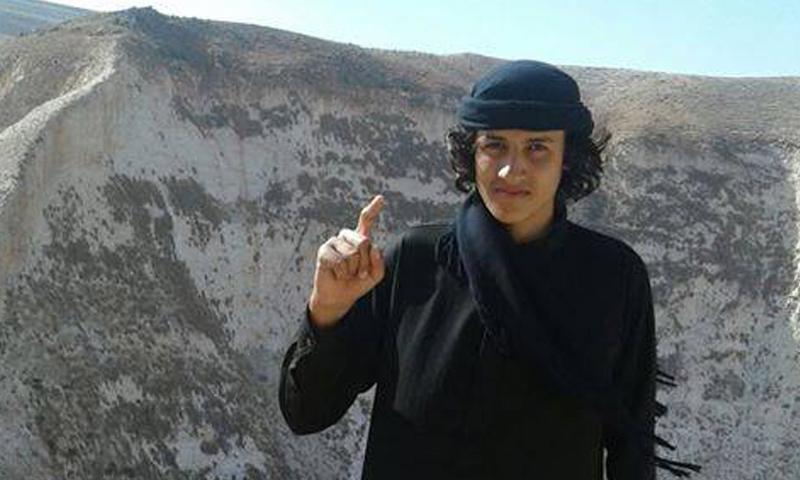 فتى بعمر 16 عامًا حاول تفجير نفسه في منطقة مزيريب بريف درعا (إنترنت)