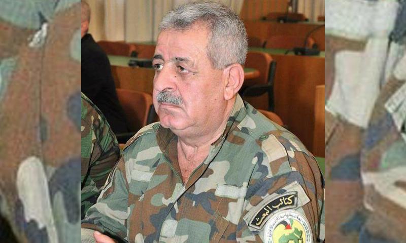 قائد كتائب البعث في طرطوس العميد سلامة محمد سلامة - (صفحات موالية)