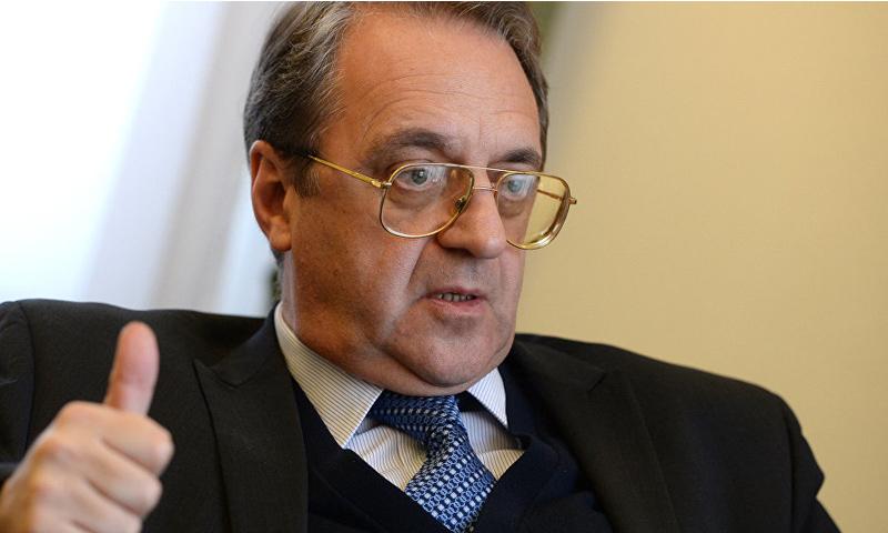 نائب وزير الخارجية الروسي ميخائيل بوغدانوف_(سبوتنيك)