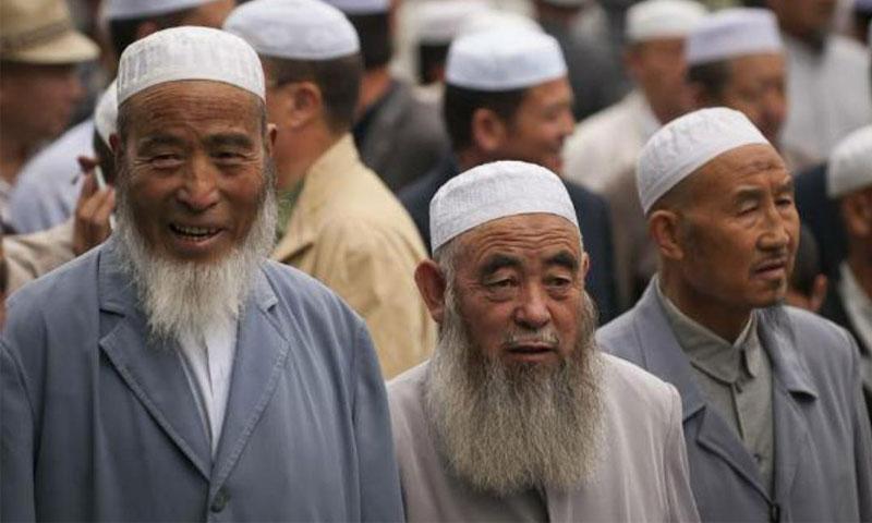 """أقلية مسلمة في الصين من """"الأويغور"""" - (انترنت)"""