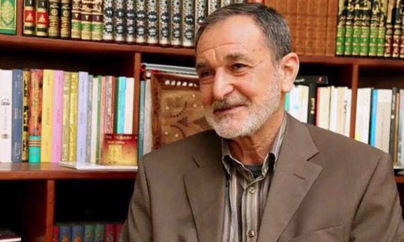 """رياض درار رئيس """"مجلس سوريا الديمقراطية"""" (فيس بوك)"""