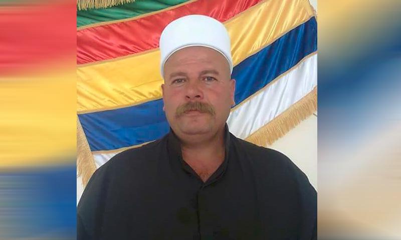 """الشيخ يحيى الحجار بديل رأفت البلعوس في قيادة """"رجال الكرامة"""" في السويداء (فيس بوك)"""
