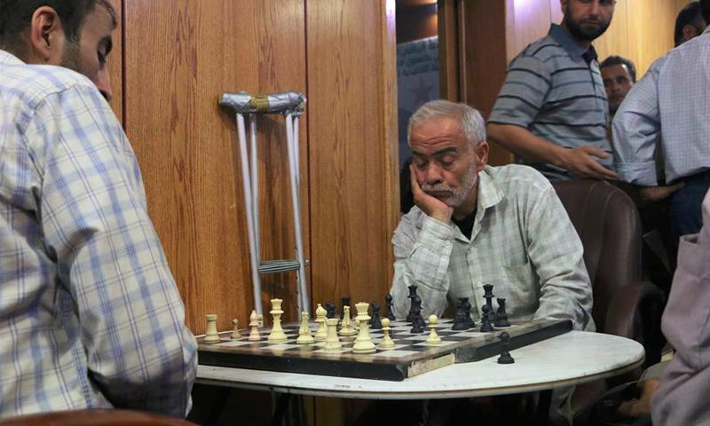 من مهرجان الغوطة الرياضي - تشرين الأول 2016 (الهيئة العامة للرياضة والشباب