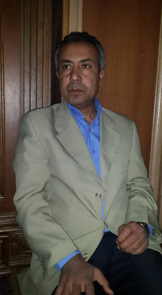 معاون وزير المالية في الحكومة السورية المؤقتة ونقيب الاقتصاديين في درعا، عبد الكريم المصري