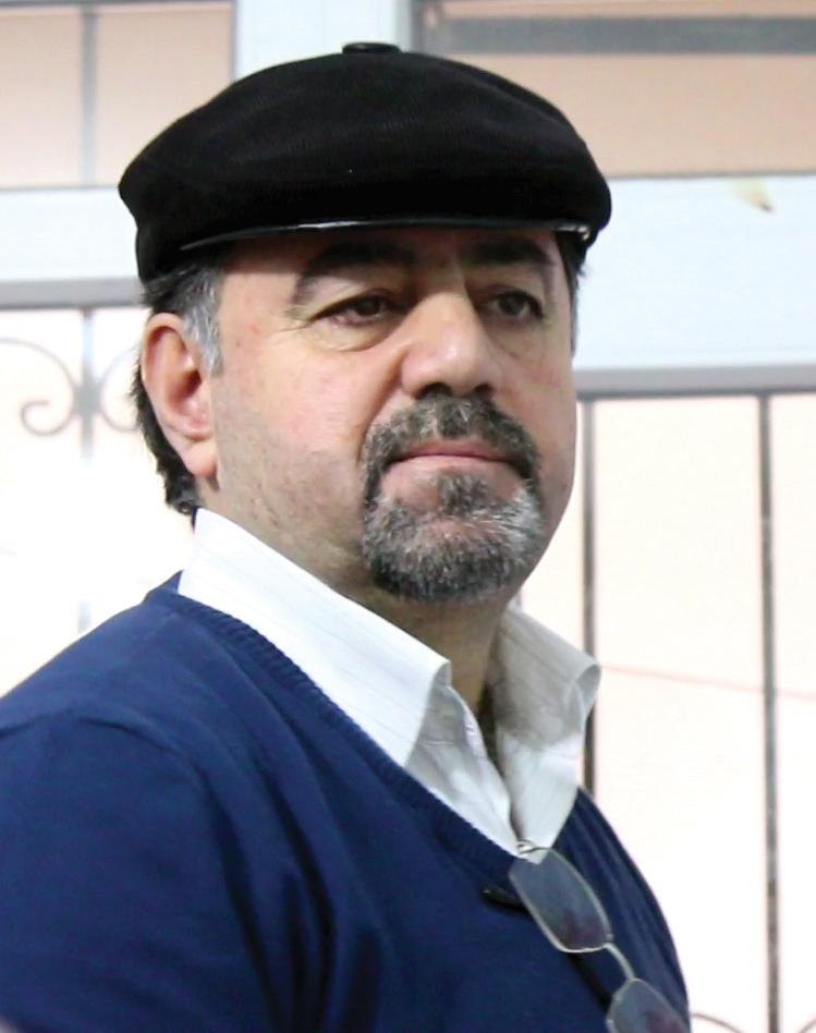د. عمر النمر - تشكيلي وأخصائي نفسي