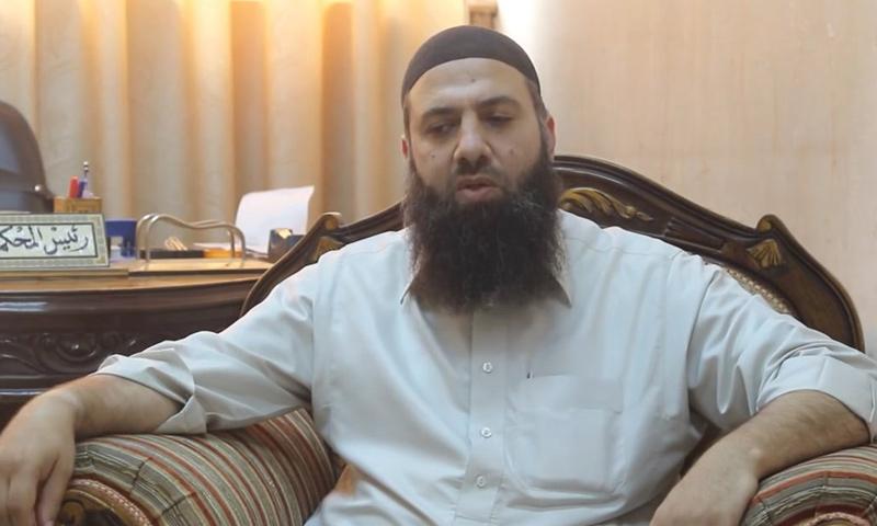 الشيخ ماهر العمادي (أبو جابر الحموي) قتل في غارة جوية أمريكية- الاثنين 27 آذار (يوتيوب)