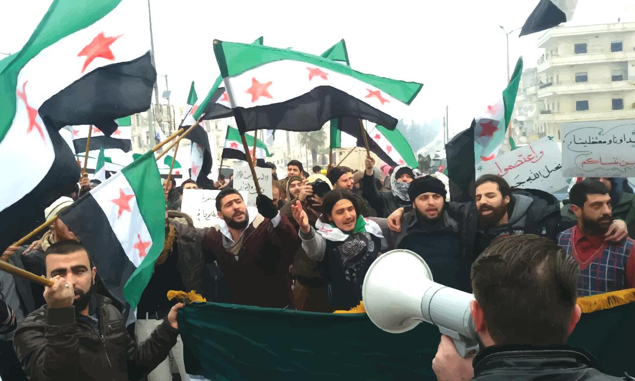 الثورة السورية تنهي عامها السادس (عنب بلدي)