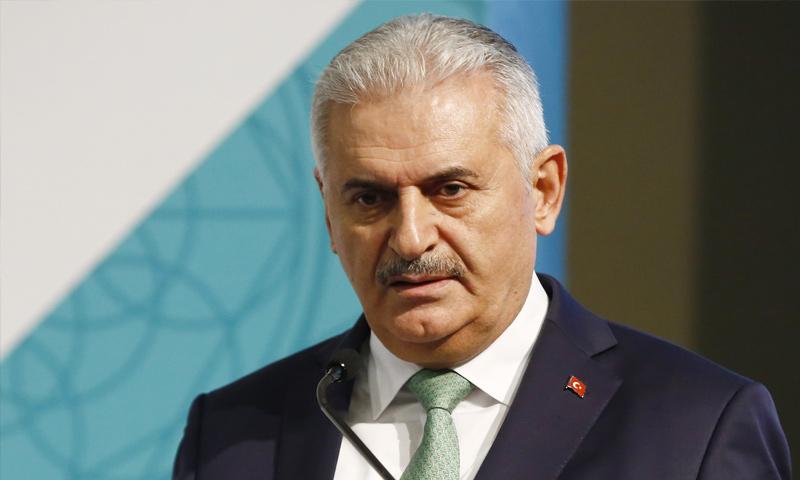 رئيس الوزراء التركي-بن علي يلديريم (إنترنت)