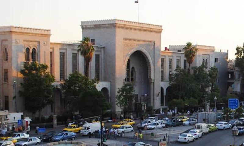 القصر العدلي في مدينة دمشق_(انترنت)