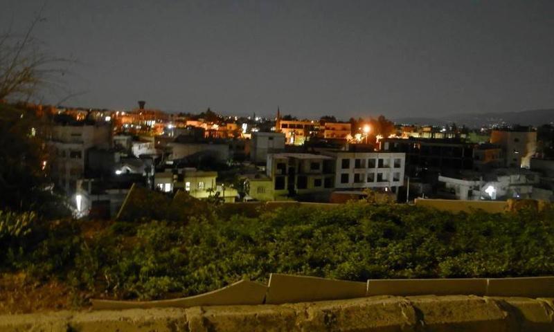 أرشيفية- مدينة السقيلبية في ريف حماة (فيس بوك)