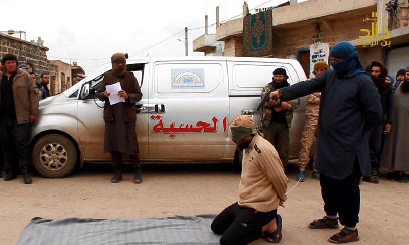 إعدام شاب في بلدة تسيل في ريف درعا الغربي- الأربعاء 22 آذار (تلغرام)
