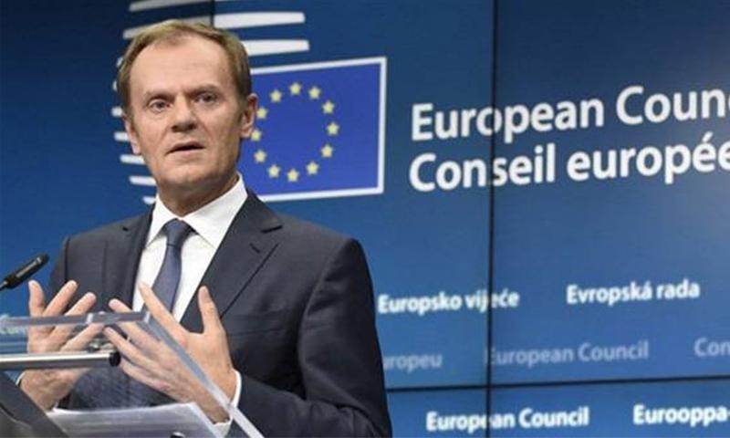 رئيس المجلس الأوروبي دونالد توسك - (انترنت)