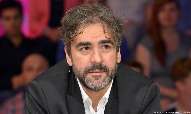 """دنيز يوجال، مراسل صحيفة """"دي فيلت"""" (إنترنت)"""