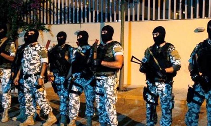 قوات من الأمن العام اللبناني - (انترنت)