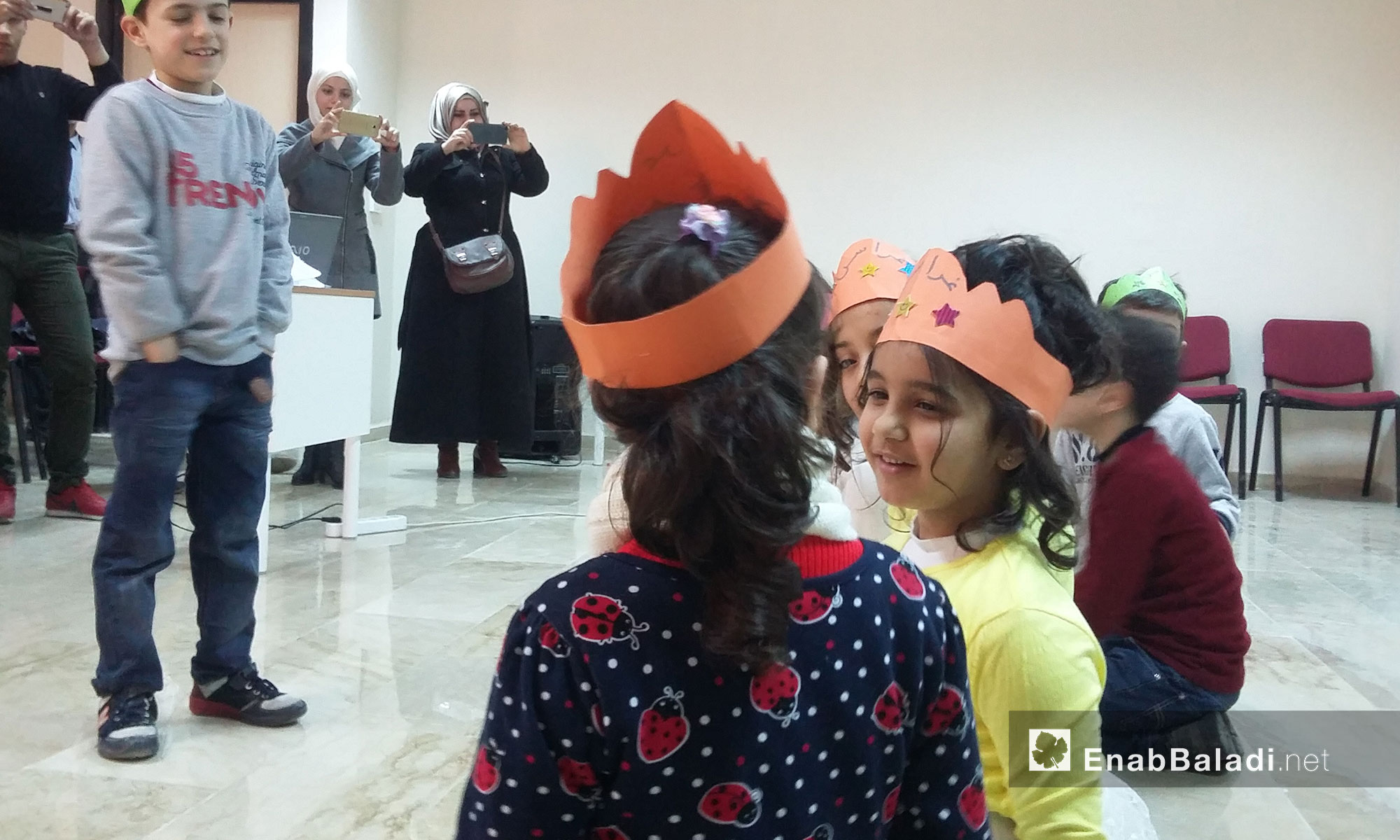 الفعاليات تهدف إلى مساعدة الأطفال ودعمهم نفسيًا