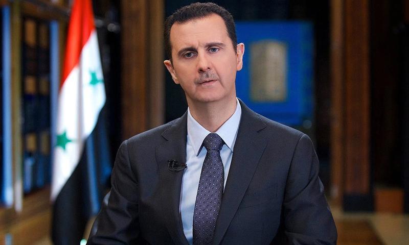 رئيس النظام السوري، بشار الأسد-(رويترز)