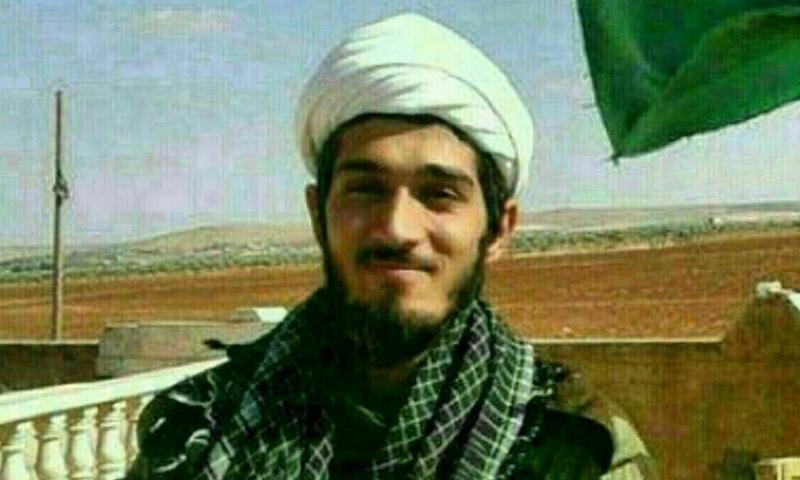 القيادي الإيراني محمد حسين مومني -(تويتر)