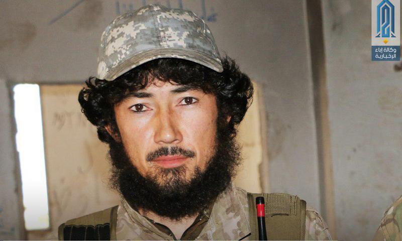 """""""ألب أرسلان التركستاني"""" فجر نفسه بسيارة مفخخة شمال حماة- الثلاثاء 26 نيسان (إباء)"""
